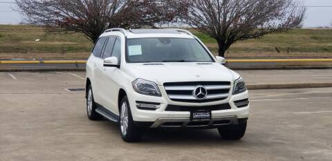 2013 Mercedes-Benz GL-Class for sale at America's Auto Financial in Houston TX