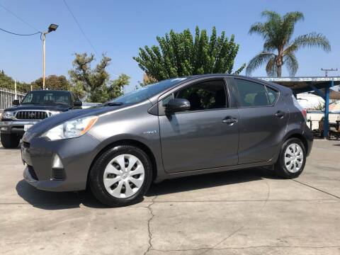 2013 Toyota Prius c for sale at Olympic Motors in Los Angeles CA