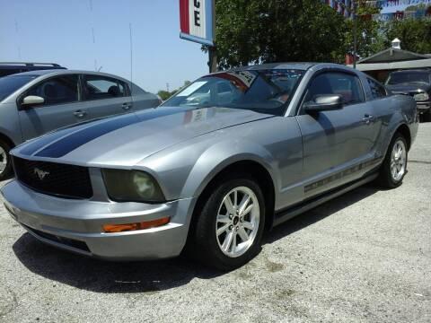 2007 Ford Mustang for sale at John 3:16 Motors in San Antonio TX