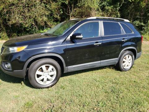 2011 Kia Sorento for sale at A-1 Auto Sales in Anderson SC