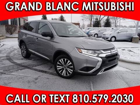 2020 Mitsubishi Outlander for sale at LASCO FORD in Fenton MI