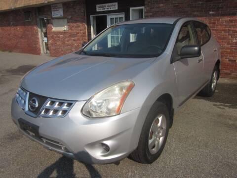 2011 Nissan Rogue for sale at Tewksbury Used Cars in Tewksbury MA