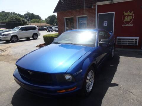 2008 Ford Mustang for sale at AP Automotive in Cary NC