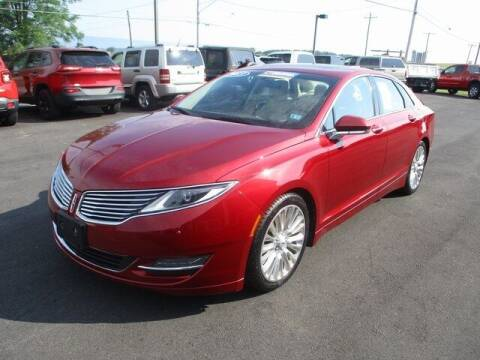 2013 Lincoln MKZ for sale at FINAL DRIVE AUTO SALES INC in Shippensburg PA