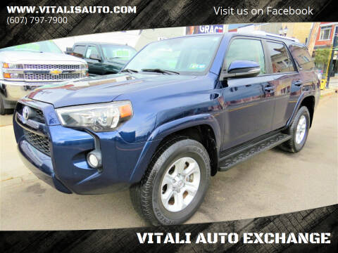 2015 Toyota 4Runner for sale at VITALI AUTO EXCHANGE in Johnson City NY