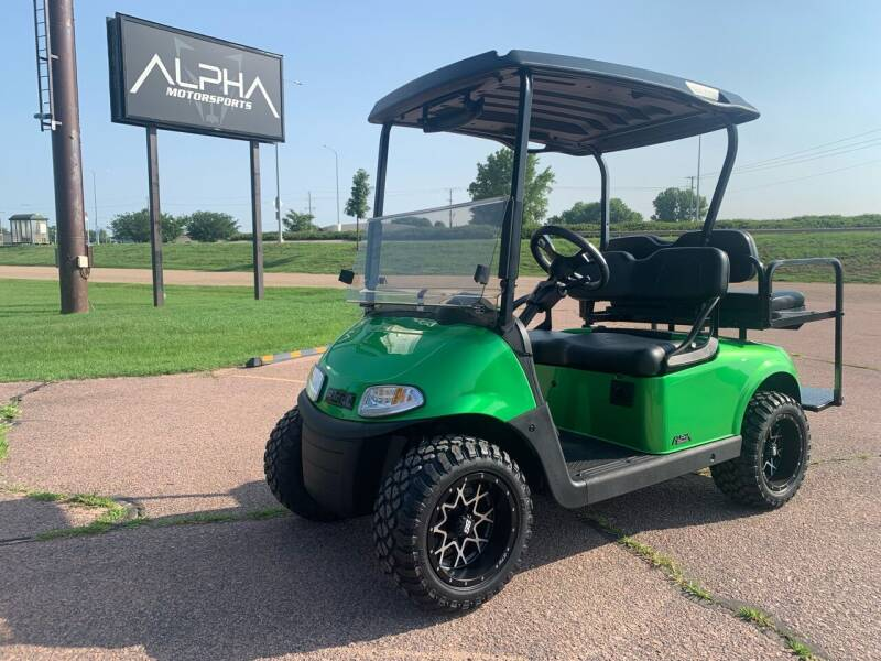 2017 EZGO RXV for sale at Alpha Motorsports in Sioux Falls SD