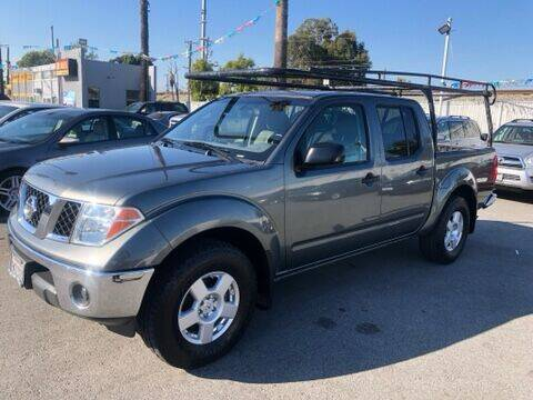 2007 Nissan Frontier for sale at Car House in San Mateo CA