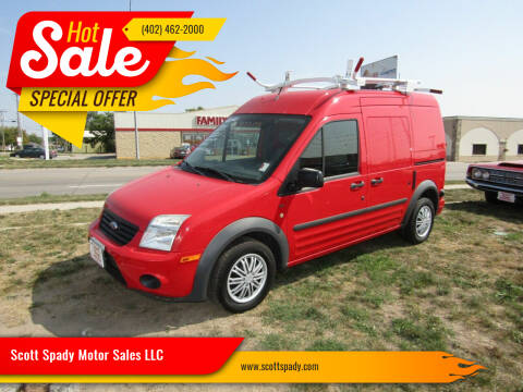 2012 Ford Transit Connect for sale at Scott Spady Motor Sales LLC in Hastings NE