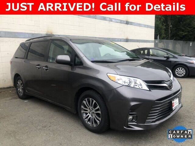 2018 Toyota Sienna for sale at Toyota of Seattle in Seattle WA