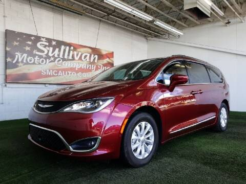 2018 Chrysler Pacifica for sale at SULLIVAN MOTOR COMPANY INC. in Mesa AZ