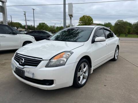 2008 Nissan Altima for sale at CityWide Motors in Garland TX