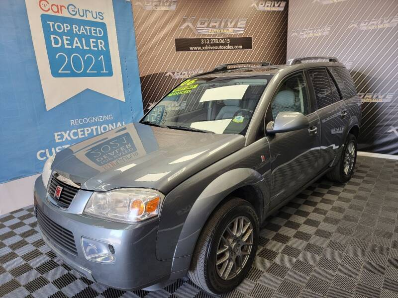 2006 Saturn Vue for sale at X Drive Auto Sales Inc. in Dearborn Heights MI
