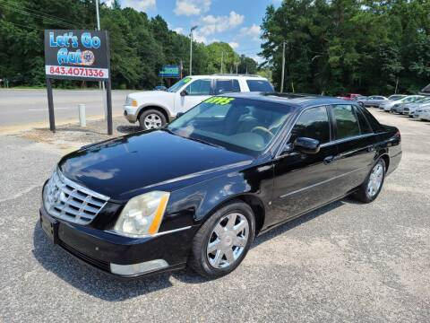 2007 Cadillac DTS for sale at Let's Go Auto in Florence SC