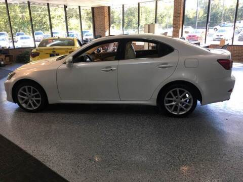 2012 Lexus IS 250 for sale at Willy Herold Automotive in Columbus GA