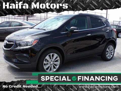 2018 Buick Encore for sale at Haifa Motors in Philadelphia PA