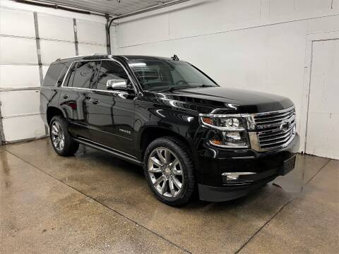 2018 Chevrolet Tahoe for sale at PARKWAY AUTO in Hudsonville MI
