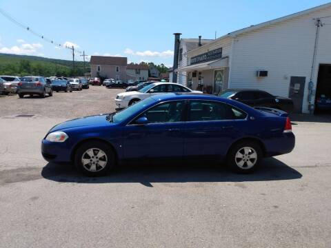 2007 Chevrolet Impala for sale at ROUTE 119 AUTO SALES & SVC in Homer City PA
