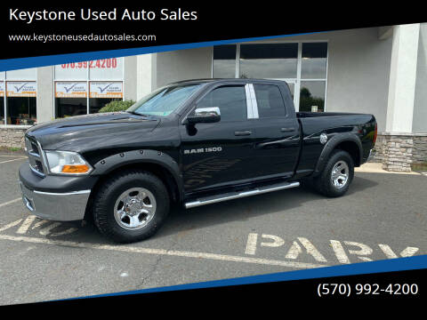 2012 RAM Ram Pickup 1500 for sale at Keystone Used Auto Sales in Brodheadsville PA