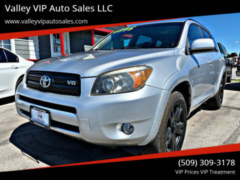2006 Toyota RAV4 for sale at Valley VIP Auto Sales LLC in Spokane Valley WA