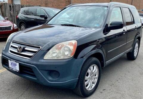 2005 Honda CR-V for sale at Capitol Auto Sales Inc in Manassas VA