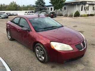 2009 Pontiac G6 for sale at WELLER BUDGET LOT in Grand Rapids MI