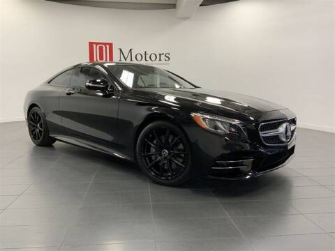 2019 Mercedes-Benz S-Class for sale at 101 MOTORS in Tempe AZ