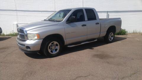 2003 Dodge Ram Pickup 1500 for sale at Advantage Auto Motorsports in Phoenix AZ