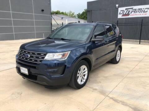 2016 Ford Explorer for sale at Eurospeed International in San Antonio TX
