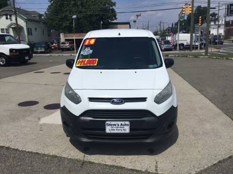 2014 Ford Transit Connect Cargo for sale at Steves Auto Sales in Little Ferry NJ