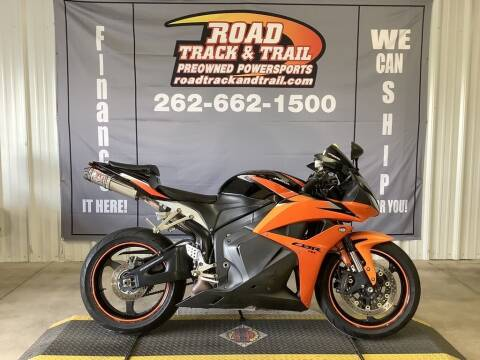 2010 Honda CBR600RR for sale at Road Track and Trail in Big Bend WI