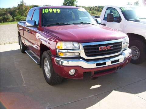 2006 GMC Sierra 1500 for sale at Summit Auto Inc in Waterford PA