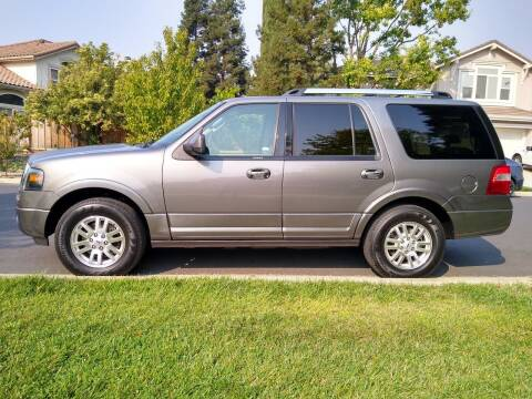 2013 Ford Expedition for sale at California Diversified Venture in Livermore CA