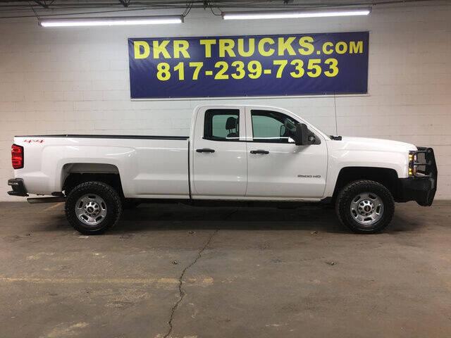 2015 Chevrolet Silverado 2500HD for sale at DKR Trucks in Arlington TX