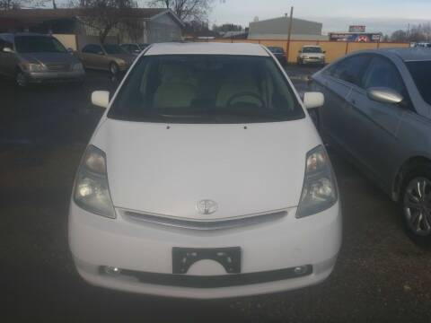 2007 Toyota Prius for sale at Marvelous Motors in Garden City ID