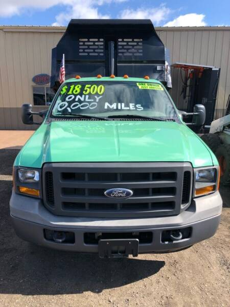 2005 Ford F-350 Super Duty for sale at Motorsota in Becker MN