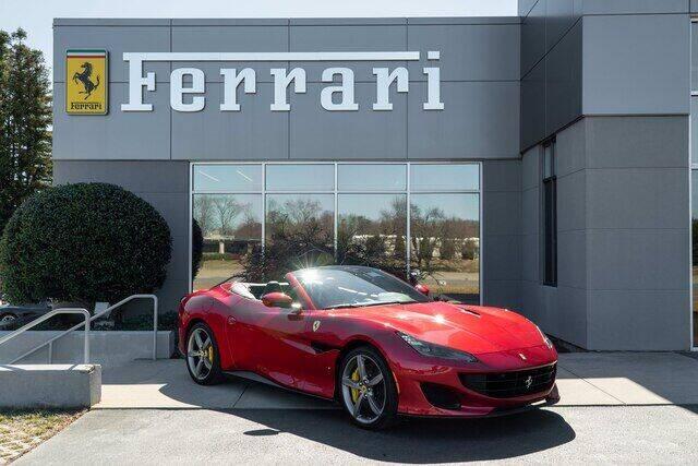 2019 Ferrari Portofino for sale in Charlotte, NC