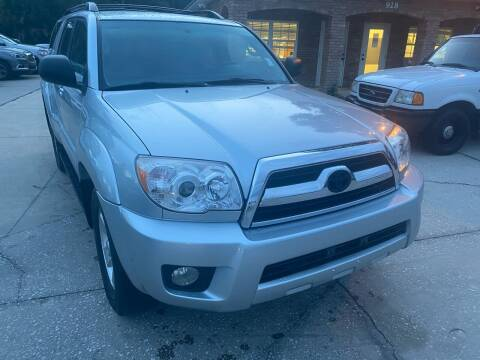 2006 Toyota 4Runner for sale at MITCHELL AUTO ACQUISITION INC. in Edgewater FL
