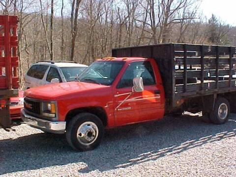 2000 GMC Sierra 3500 for sale at North Hills Auto Mall in Pittsburgh PA