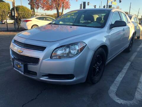 2012 Chevrolet Malibu for sale at Los Primos Auto Plaza in Antioch CA