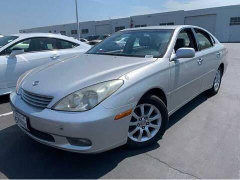 2002 Lexus ES 300 for sale at M&N Auto Service & Sales in El Cajon CA