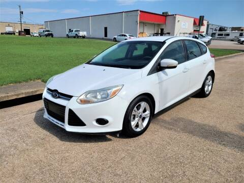 2014 Ford Focus for sale at Image Auto Sales in Dallas TX