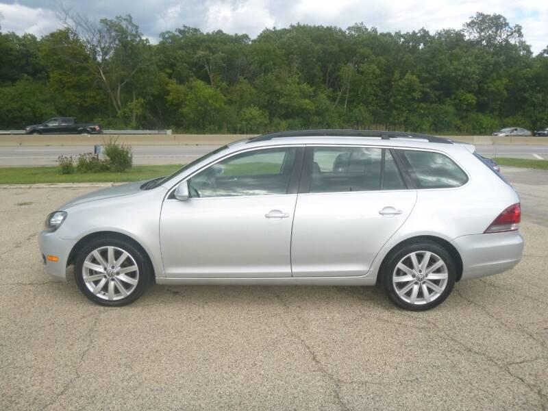 2011 Volkswagen Jetta for sale at NEW RIDE INC in Evanston IL