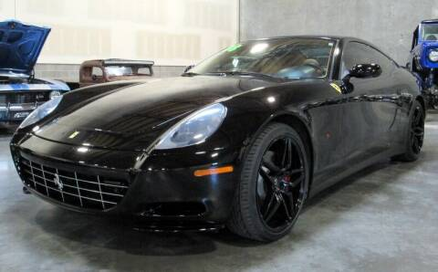 2008 Ferrari 612 Scaglietti for sale at Platinum Motors in Portland OR
