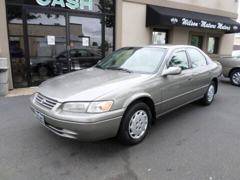 1998 Toyota Camry for sale at Wilson-Maturo Motors in New Haven Ct CT