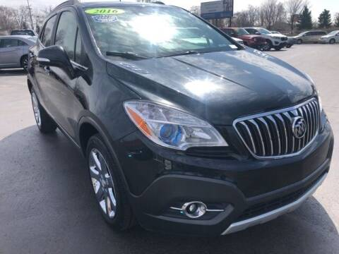 2016 Buick Encore for sale at Newcombs Auto Sales in Auburn Hills MI