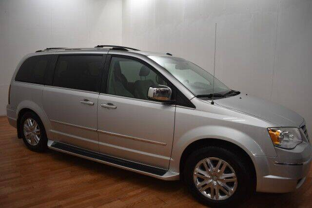 2010 Chrysler Town and Country for sale at Paris Motors Inc in Grand Rapids MI