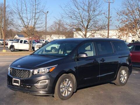 2019 Kia Sedona for sale at BATTENKILL MOTORS in Greenwich NY