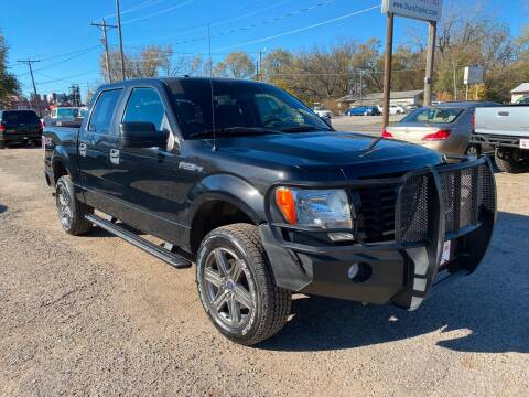 2014 Ford F-150 for sale at Truck City Inc in Des Moines IA