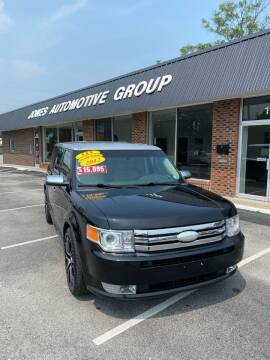 2012 Ford Flex for sale at Jones Automotive Group in Jacksonville NC