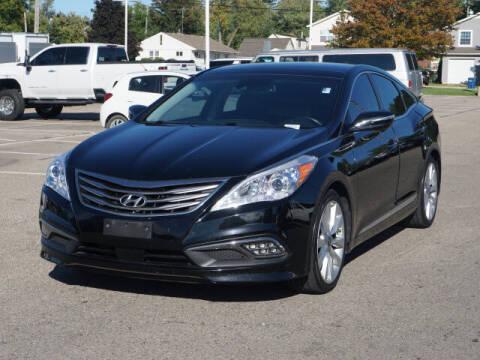 2016 Hyundai Azera for sale at Suburban Chevrolet of Ann Arbor in Ann Arbor MI